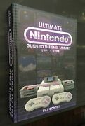 Ultimate Nintendo Guide To The Snes Library 1991-1998 Hardcover Book