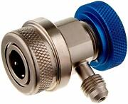Yellow Jacket 41338 Lo-side X 1/4 Male Flare Automotive R-134a A/c Coupler