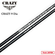 2019 Crazy Golf Japan Crazy 9 Dia Graphite Shaft For Driver Made In Japan 19wn