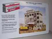 Walthers 3026 Red Wing Milling Company - Building Kit H.o.scale 1/87