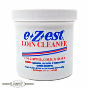 1- E-z-est Ezest 5-ounce Coin Cleaner Jar For Silver Gold And Copper Jewelry