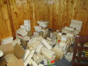 Huge Lot Of 7500+ Baseball Cards Collection Includes Some Complete Sets