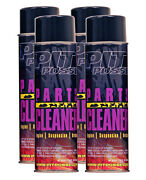 12 12.25oz Cans Pit Posse Parts And Brake Cleaner Motorcycle Atv Dirtbike Usa Made