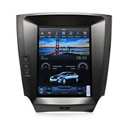10.4and039and039 Android 7.1 Tesla Style Car Gps Radio For Lexus Is250 Is350 2007-2015