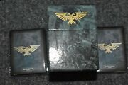 Deck Box And Sleeves Gw Warhammer Anniversary Birthday Promo Event Limited New
