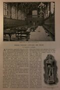 1900 Making English Lawyers Middle Temple Inner Temple Fountain Court