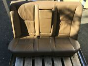 07-09 Mercedes W221 S550 Rear Seat Assembly Oem E P
