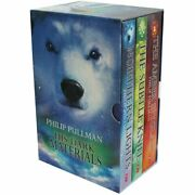 His Dark Materials Trilogy 3 Books Young Adult Collection Paperback By Philip Pu