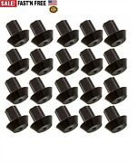 20-pack Of Viking Range - Compatible Grate Rubber Feet Bumpers - Heat-resistant