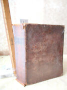 Holy Bible,old And New Testament,1807,collins,perkins And Co.,illust