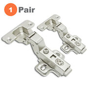 Soft Close Cabinet Door Hinges Inset Frameless High-quality