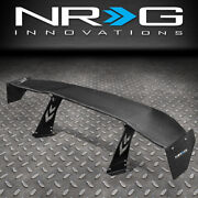 Nrg Innovations Carb-a691 69 Gt Style Rear Trunk Racing Carbon Fiber Spoiler