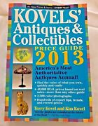 Kovels Antiques And Collectables Pricing Guide 2013