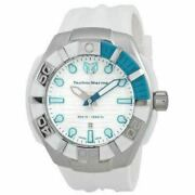 Technomarine 512003s Black Reef White Dial Stainless Steel Menand039s Watch 850
