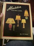 Aladdin, Electric Lamps By Jw Courter Value And Id Guide Reference Pre-ebay