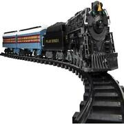 Lionel Large Scale The Polar Express With Remote Battery Powered Model Train Set
