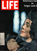 Life Apr 19, 1968 Martin Luther King Funeral_khe Sanh Vietnam_pierre Trudeau Can