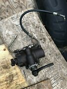 Mercedes 300sel 3.5 W109 W108 W112 W111 Power Steering Box With Lines And Hoses
