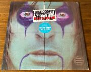 Alice Cooper From The Inside Original First Press Promotional Copy Still Sealed