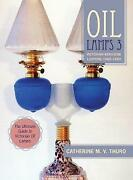 Oil Lamps 3, Like New Used, Free Pandp In The Uk