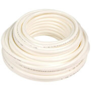 Soft Bendable Plastic High-purity Tube Inner Dia 5/8 Outer Dia 7/8 - 50 Ft