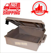 Acr5-72 Military Ammo Plastic Crate Utility Box Large 4.5 New