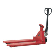 Pallet Truck 2000kg 1150 X 555mm With Scales Sealey Pt1150sc By Sealey