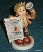 Let The Bell Ring For Freedom Hummel Figurine 2095 Boston Convention 2005