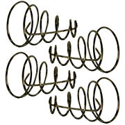 4- Grille Retainer Spring Clips Fit Ih Fits Cub Cadet 72 104 105 124 125 127 1