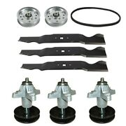 Lawn Mower Deck Parts Rebuild Kit For 54 Sears Craftsman Pgt9000 Free Shipping