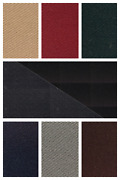 Automotive Mohair Hooding Cabriolet / Convertible Cloth. Uv Stablewater Proof.