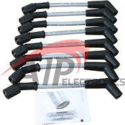 Dragon Fire Pro Series 10mm Plug Wire Set For 99-17 Chevy Ls Round / Square Coil