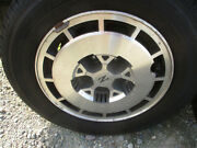 4 Wheel 15 In W Center Cap And Tires Nissan 300zx 84 85 86