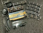 Vintage American Flyer Trains Track Layout Pieces Track Transformers Gilbert 2