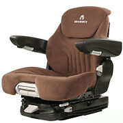 Msg95741bnc Fits Kubota Grammer Seat Assembly Brown Fits Many Models