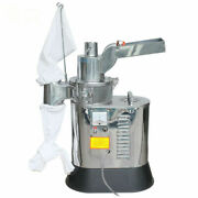 110v Electric Hammer Mill Herb Grain Grinder Cold-water Grinding Machine