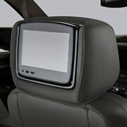 Genuine Gm Headrest And Video Screen Assembly 84556200