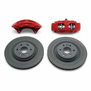 Genuine Gm Performance Brakes By Brembo Front 84610129
