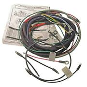 New Complete Wiring Harness Kit Fits Case-ih Tractor Models 460 560 660 Diesel