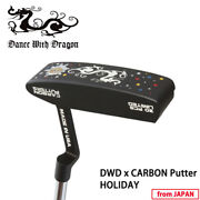 Dwdxcarbon Collaboration Putter Holiday Dance With Dragon Golf From Japan 2021c