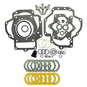 877721 New Ipto Gasket Kit W/ Brakes Made Fits Case-ih Tractor Models 656 666 +