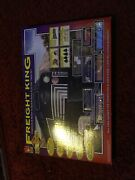 New York Central C-liner Life Like Nyc Freight King N Scale Train Set Nib