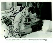 Tom Selleck And Jane Seymour Signed Autographed Lassiter Photo