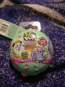 New Pikmi Pops Surprise Doughmis Scented Mystery Small Donut Plush Squish N Rise