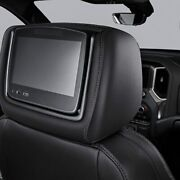Genuine Gm Headrest And Video Screen Assembly 84556195