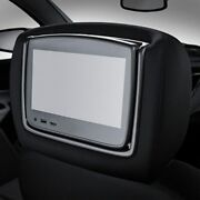 Genuine Gm Headrest And Video Screen Assembly 84575889