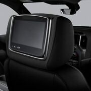 Genuine Gm Headrest And Video Screen Assembly 84556190