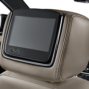 Genuine Gm Headrest And Video Screen Assembly 84576990