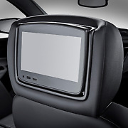Genuine Gm Headrest And Video Screen Assembly 84576150