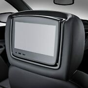 Genuine Gm Headrest And Video Screen Assembly 84575894